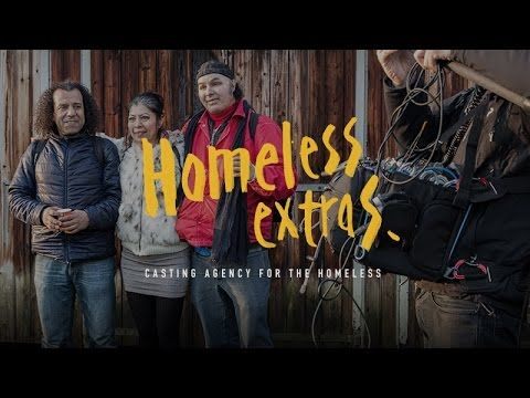 Homeless Extras – Pop The Campaign