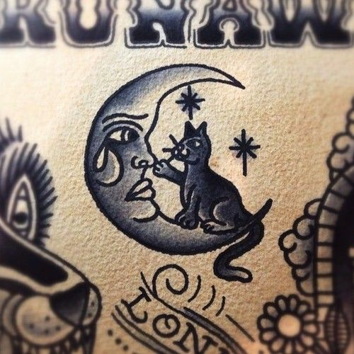 72 best tattoos sun moon images on