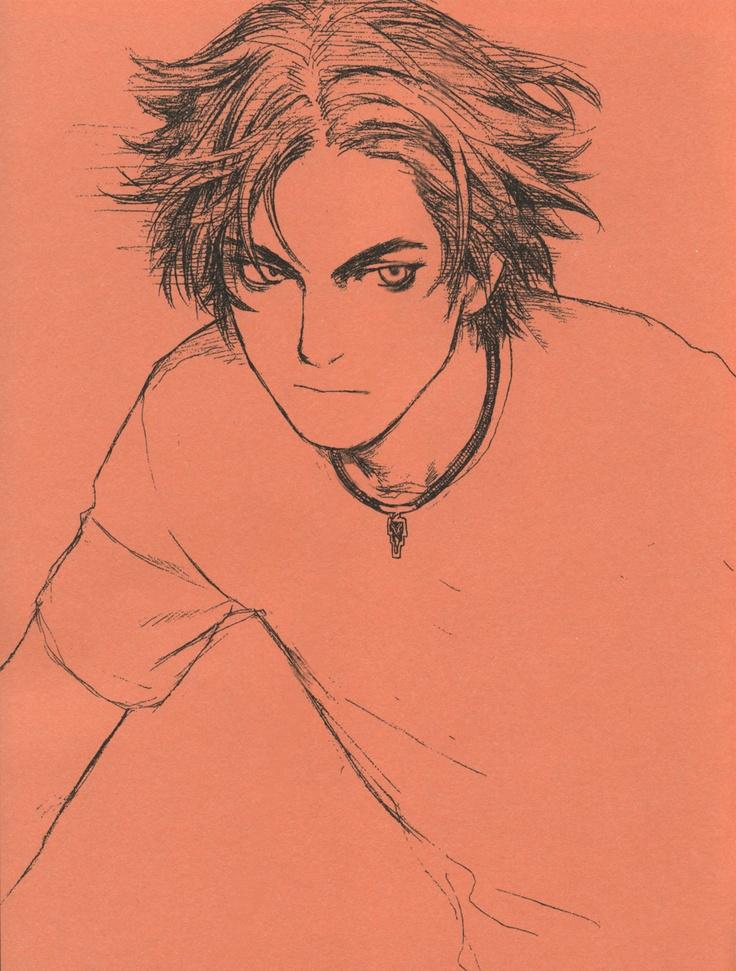 Illustration by Range Murata