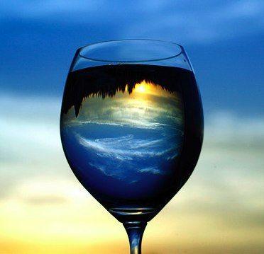 Spanish wine in the summertime