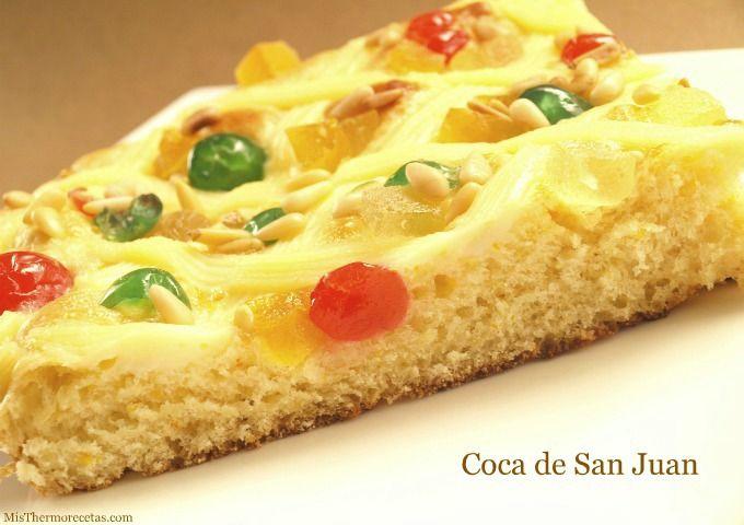 Coca de San Juan - MisThermorecetas.com
