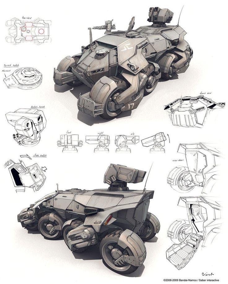 APC concept [] by Dmitry Popov. Collaboration with Dmitry Volkov