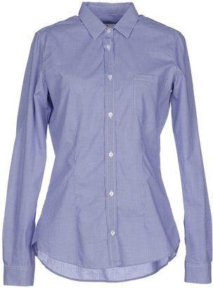 GOLDEN GOOSE Shirts - Shop for women's Shirt - Dark blue Shirt