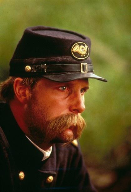 Jeff Daniels...Joshua Chamberlain, my favorite actor/ character in Gettysburg.