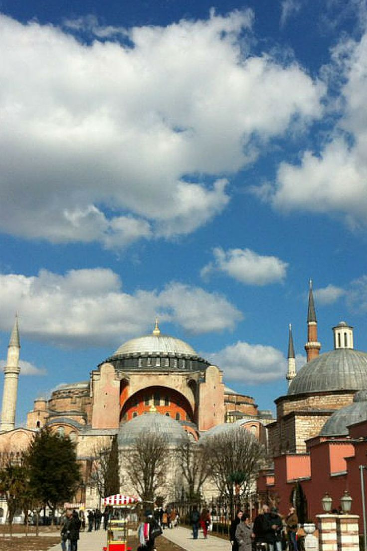 If you're passing through Istanbul on an airport layover, don't miss the opportunity to get a glimpse of this city of two continents.