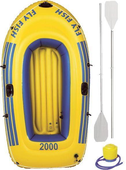 """Mit dem Bootset """"Fliegender Fisch"""" könnt IHR zu echten Überfliegern werden.  Schwebt über die weiten des Meeres oder zuhause im Pool.   Passt aber bitte auf das Ihr nicht zu hoch fliegt, denn sonst wird neben dem Bootsschein auch noch der Pilotenschein fällig. mehr... http://www.yoonsto.de/bootset.html"""