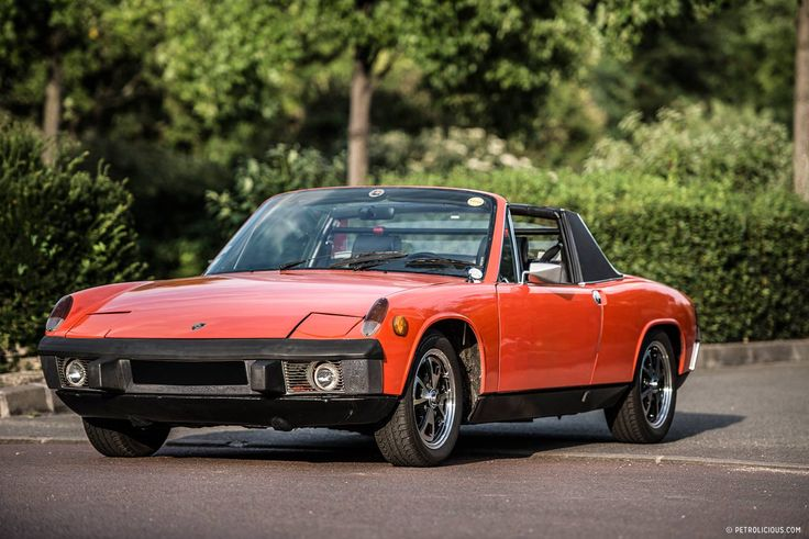 Why the Porsche 914 2.0 Is Collectable - Photography by Rémi Dargegen for Petrolicious