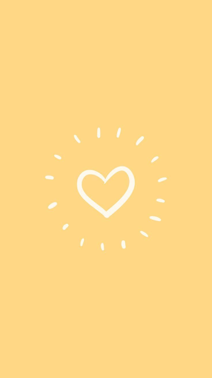 Soft Yellow Color And Simple Graphic Pin Color Fondos Graphic Pin Simple Soft Ye Cute Wallpapers Cute Wallpaper For Phone Cute Wallpaper Backgrounds