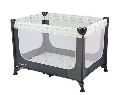 Portable Baby Playpen Crib Folding Sleeping Camping Outdoor Kids Pets Toddler - http://baby.goshoppins.com/baby-gear/portable-baby-playpen-crib-folding-sleeping-camping-outdoor-kids-pets-toddler/