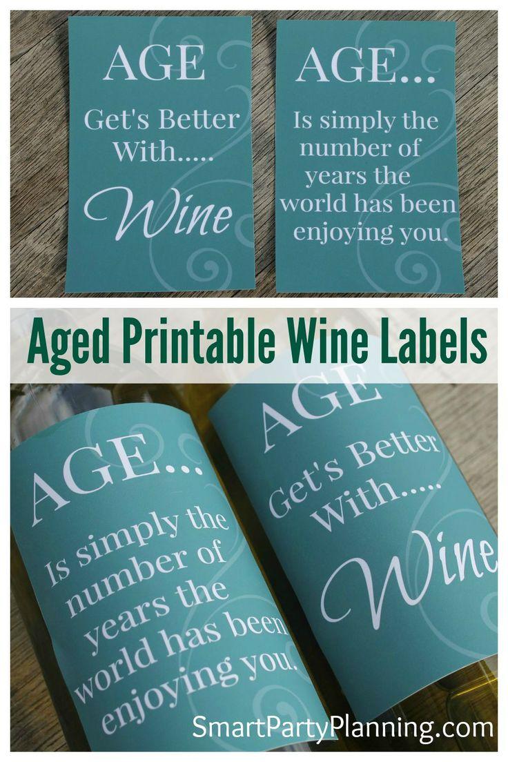 Diy Wine Bottle Labels 27 Best Wine Labels Images On Pinterest Wine Bottles Funny Wine