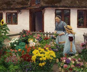 Blog of an Art Admirer: Hans Anderson Brendekilde (1857-1942) Danish Painter