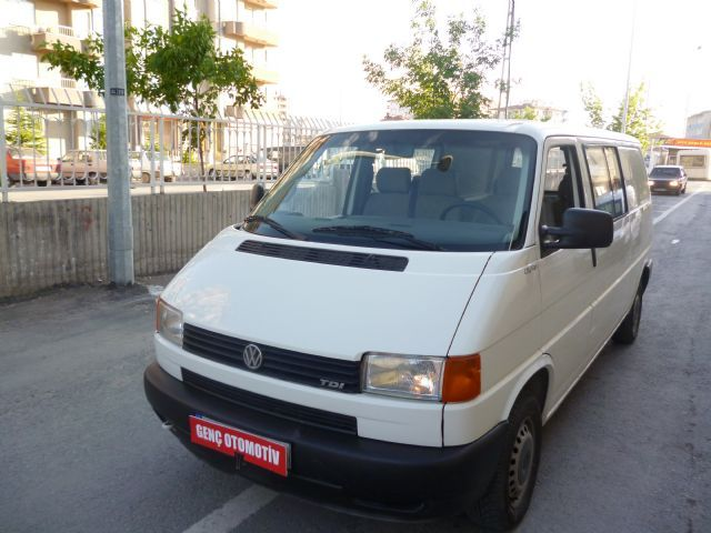 Volkswagen Transporter 2000 Volkswagen Transporter T 4
