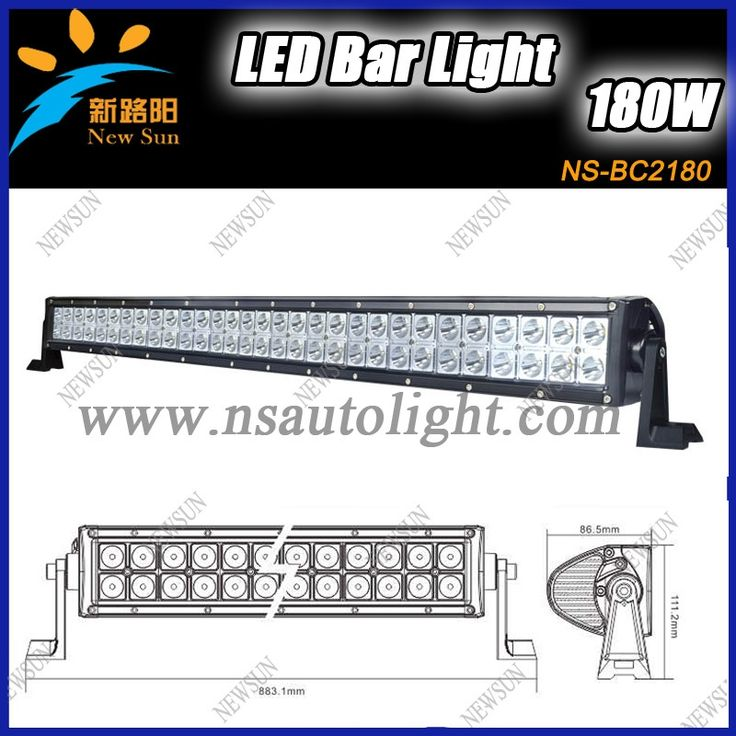 540.01$  Watch now - http://alim9g.worldwells.pw/go.php?t=1314281622 - 2 piece/lot 180W led off road light bar,12V / 24V 31.5 '' mining light bar 4x4 accessories,rigid led light bar for car