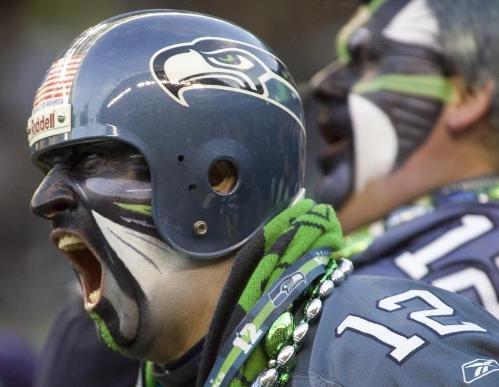 "Seattle Seahawks' Bradley ""Canonball"" Carter!!!"
