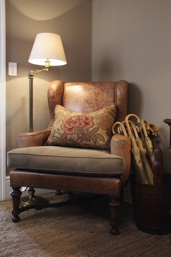 Agostino Wingback Chair