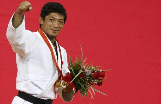Masato Uchishiba - Judo - Beijing Olympics 2008 & Athens 2004 - Mens 66kg