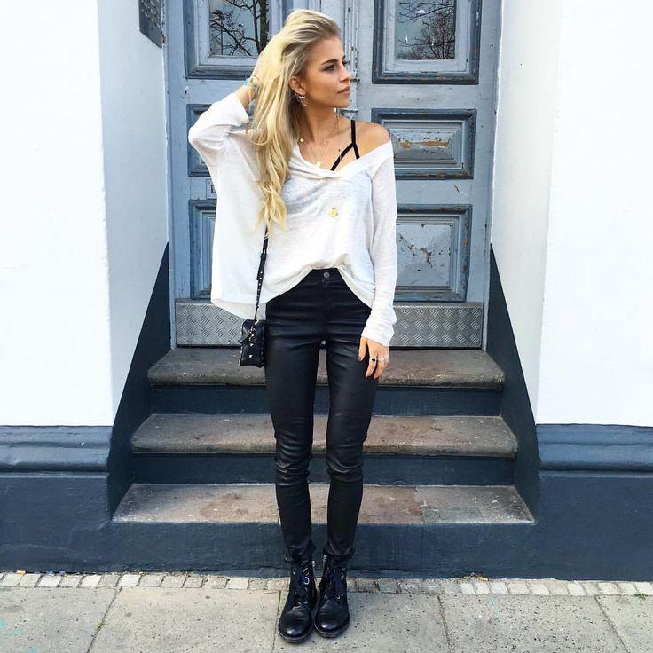 Caroline Daur sur Instagram : Sunday's look find all ...