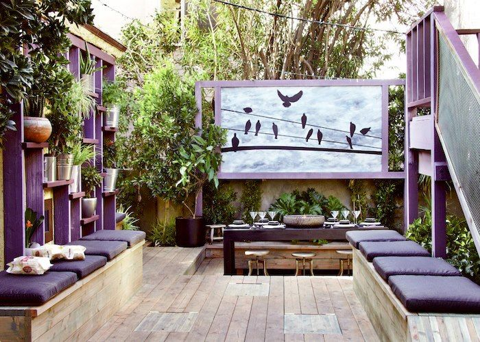 Unique outdoor decor