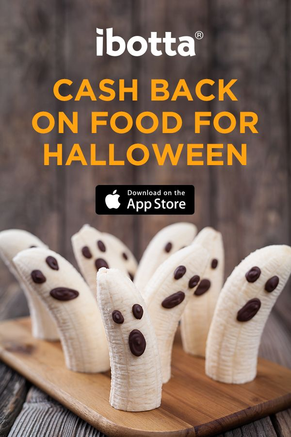 Try new things this Halloween! Download the free Ibotta app and get cash back on the things you buy. Limited time get a $10 bonus for trying.