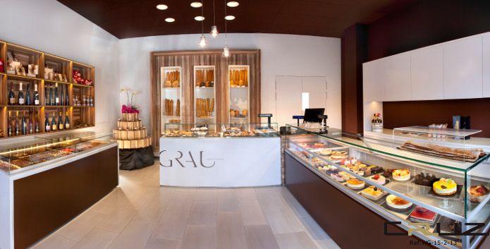 Decoracion pastelerias modernas buscar con google - Diseno y decoracion ...