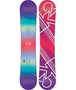 K2 Eco Pop Snowboard 152 for Sale - Womens
