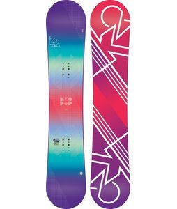 K2 Eco Pop Snowboard 152 for Sale - Womens