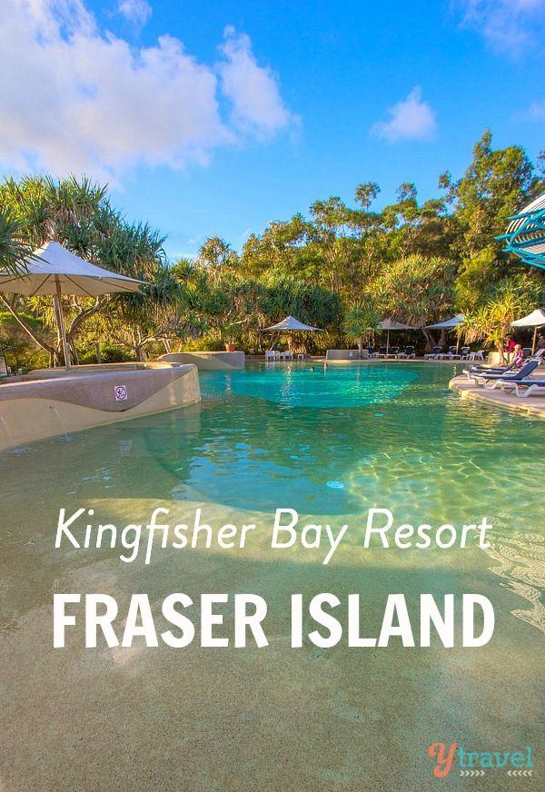 Kingfisher Bay Resort - Fraser Island, Queensland, Australia