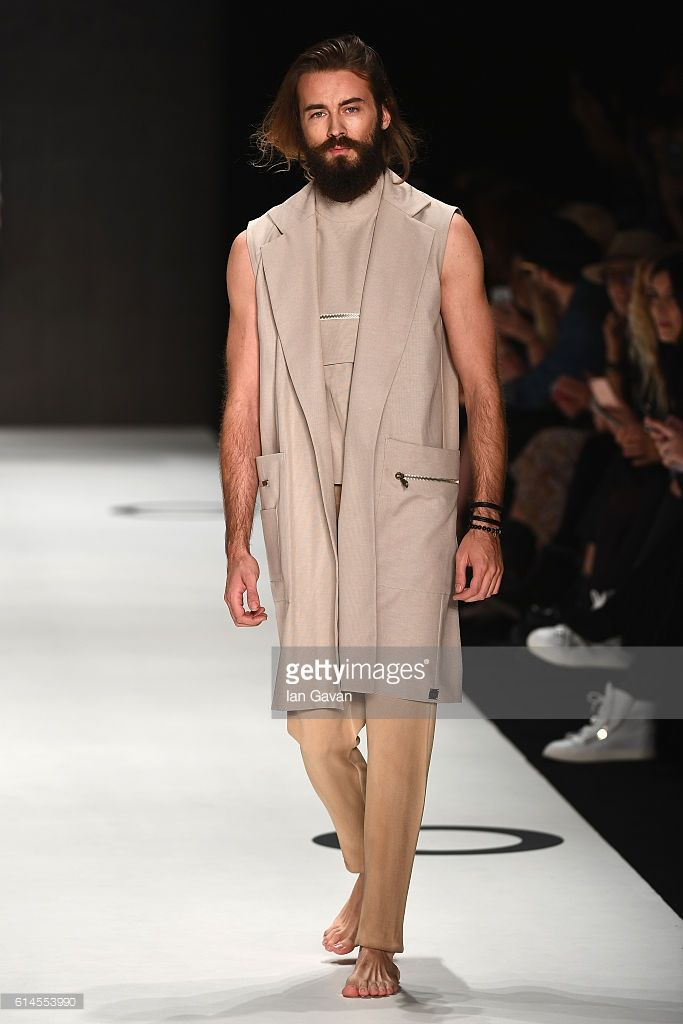 A model walks the runway at the Ayse Deniz Yegin show during... News Photo   Getty Images