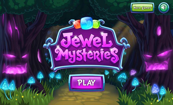 Jewel Mysteries on Behance
