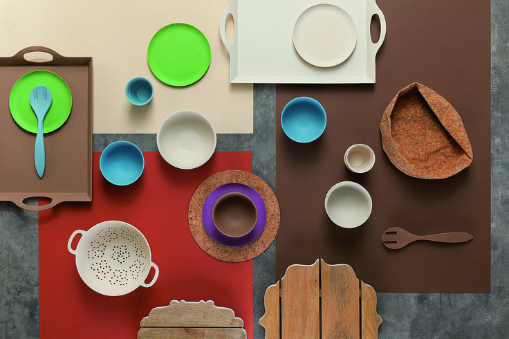 Recyclable home items beautiful kitchenware