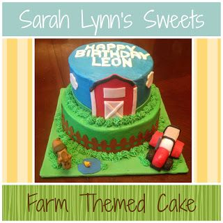 Sarah Lynn's Sweets: Farm Cake - Part Two (HoH143)