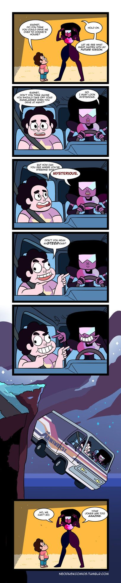 Steven Universe: Steven Puniverse by Neodusk