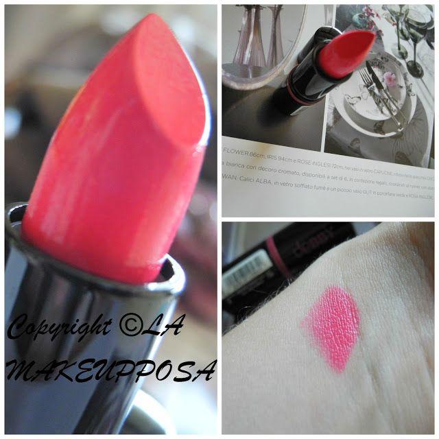 LA MAKEUPPOSA ... reviews and swatches: Un rossetto economico lunga durata ?! // A long lasting and cheap lipstick ?!