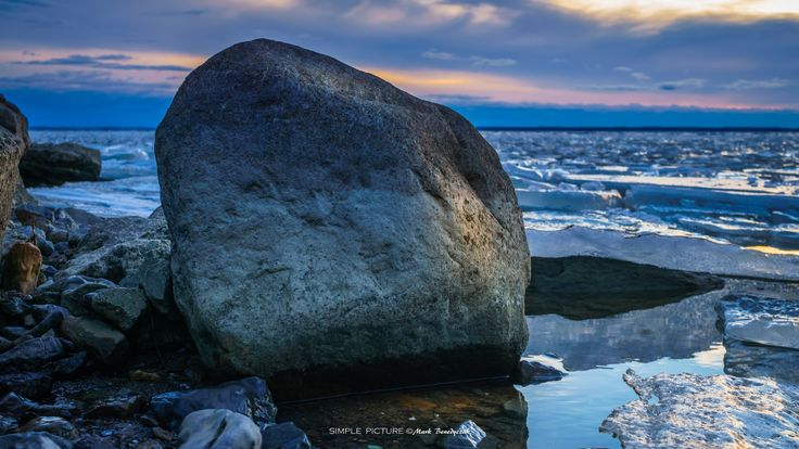 Rock and Ice by Mark L. Benedyczak on 500px
