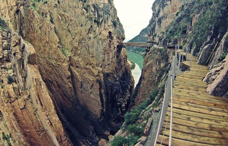 El Chorro, Andalucia, Espana