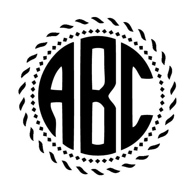 25  best ideas about monogram fonts free on pinterest