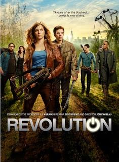 Revolution. I love this show!