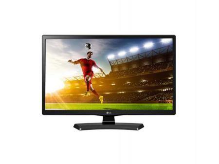 """Телевизор LG 20MT48VF-PZ  — 9190 руб. —  Бренд: LG, Диагональ: 27'' и менее, Диагональ экрана: 20"""", Максимальное разрешение экрана: 1366x768, Особенности: Поддержка Cl+, Цвет: черный"""