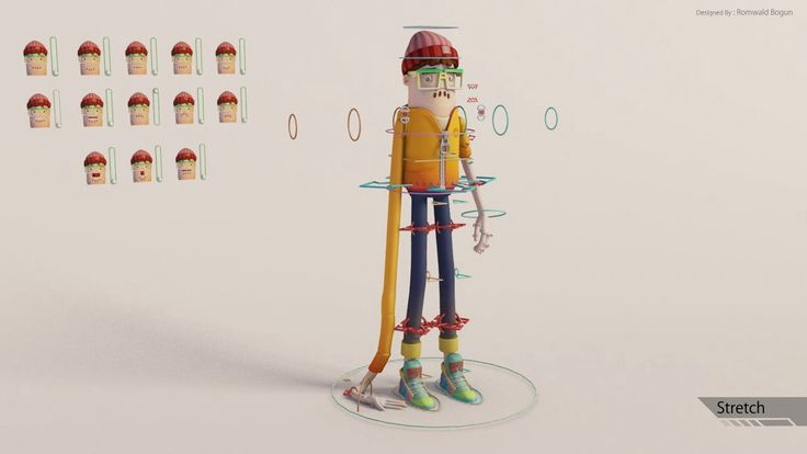 Character Design Reel : Best character setup reels images on pinterest rigs