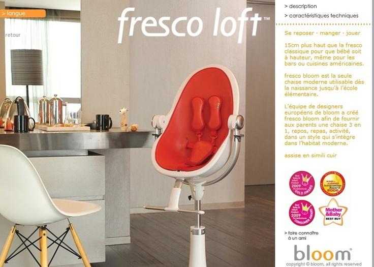 bloombaby fresco loft Egg chair, Chair, Decor