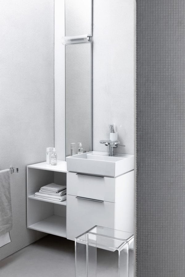 Kartell by Laufen: Bathroom Collection by Ludovica + Roberto Palomba Photo