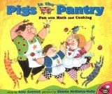 This math literature book takes you on an adventure with the pig family as they learn about math and cooking.  This is great for helping kids understand why learning math is important!