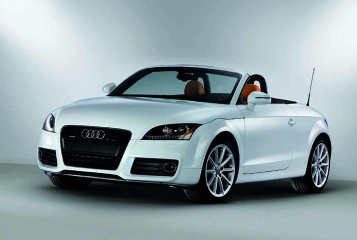 Audi TT Roadster configuration - http://autotras.com