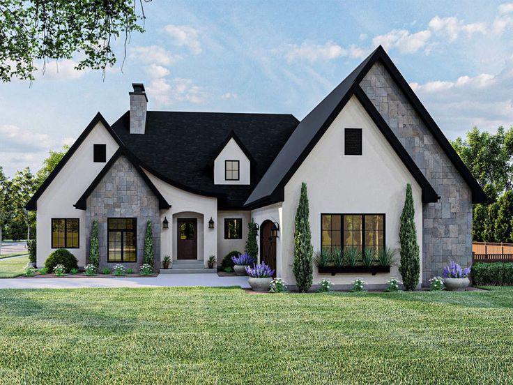 Pin On European House Plans