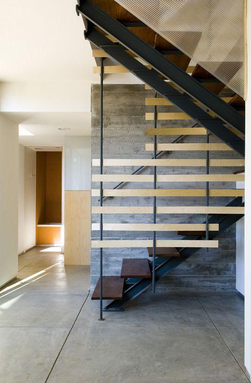 Las 25 mejores ideas sobre escaleras prefabricadas en - Escaleras para casas pequenas ...