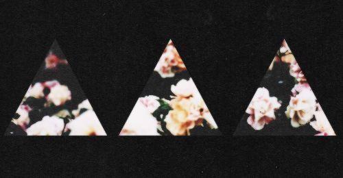 #hipster #hippie #flowers #black #twitter #tumblr #header ...