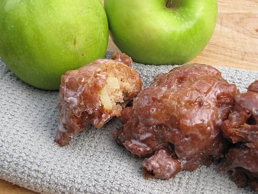Homemade Apple Fritters | Rumbly in my Tumbly