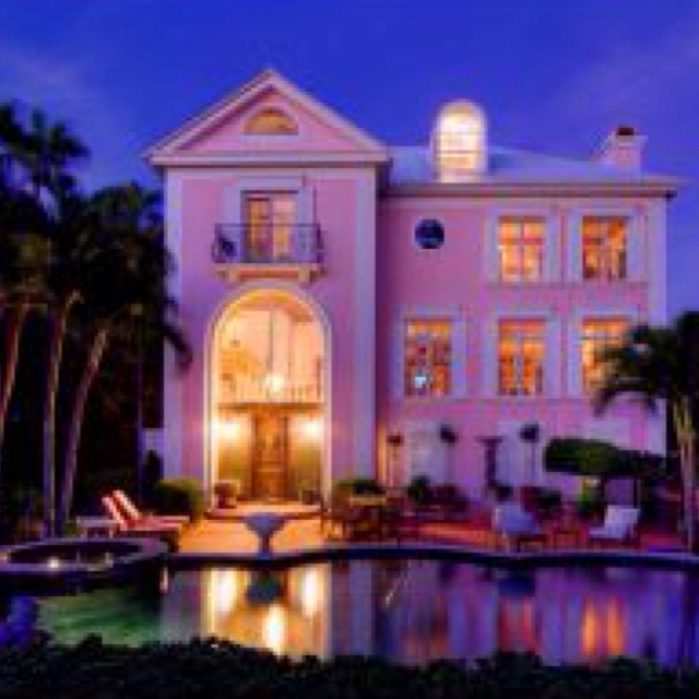 Pink Beach House 3 Captiva Island Florida No Way My Dream Home Paradise Pinterest And