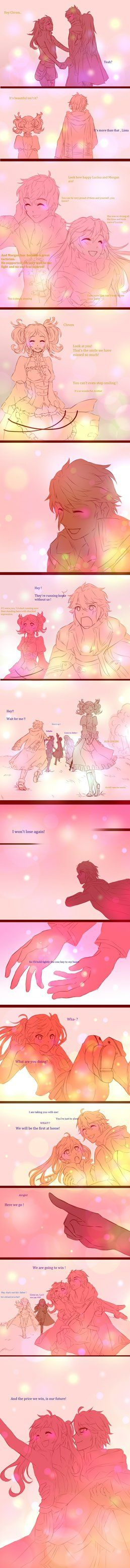 Animal crossing new leaf by tsubaki akia on deviantart - Fire Emblem Awakening The End Part 7 By Owllisa On Deviantart