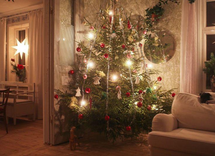 Jag drömmer om en jul hemma